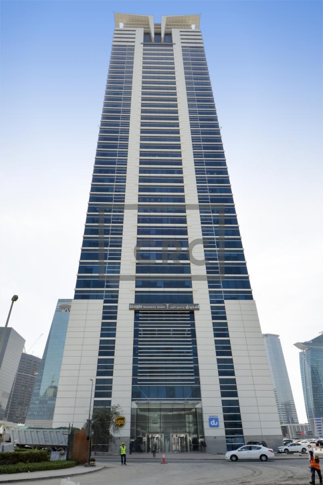office for rent in sheikh zayed road, single business tower | 9