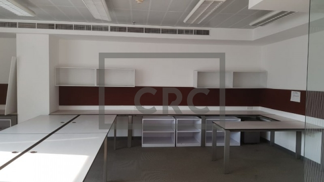 1,219 sq.ft. Office in Dubai Healthcare City, Building 25 for AED 146,280