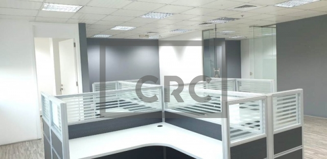 1,339 sq.ft. Office in Dubai Healthcare City, Building 25 for AED 160,680