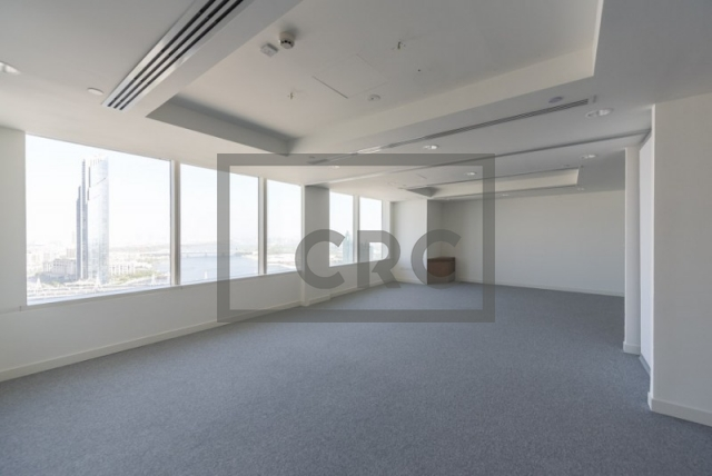 office for rent in dubai festival city, festival tower   1