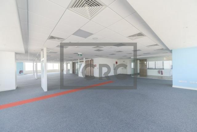 office for rent in dubai festival city, festival tower   6