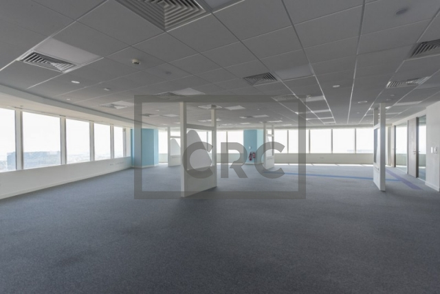 office for rent in dubai festival city, festival tower   9