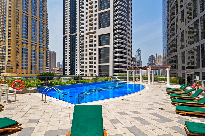 1 Bedroom Apartment For Sale in  MAG 214,  Jumeirah Lake Towers | 11