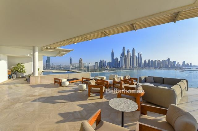 4 Bedroom Penthouse For Sale in  FIVE Palm Jumeirah,  Palm Jumeirah   1