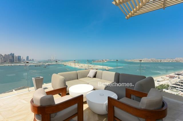 4 Bedroom Penthouse For Sale in  FIVE Palm Jumeirah,  Palm Jumeirah   0