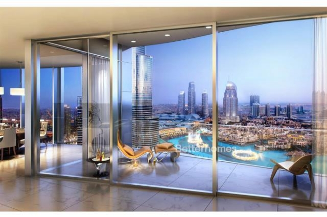 The Address Residences Dubai Opera, Downtown Dubai