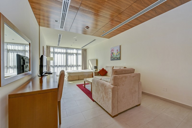 Studio Apartment For Sale in  The Spirit,  Dubai Sports City | 1