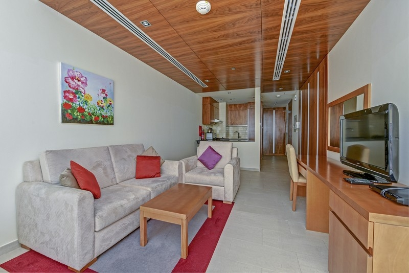 Studio Apartment For Sale in  The Spirit,  Dubai Sports City | 2