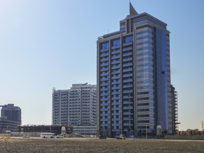 Studio Apartment For Sale in  The Spirit,  Dubai Sports City | 14