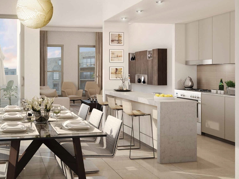 2 Bedroom Apartment For Sale in  Zahra Apartments,  Dubailand | 5