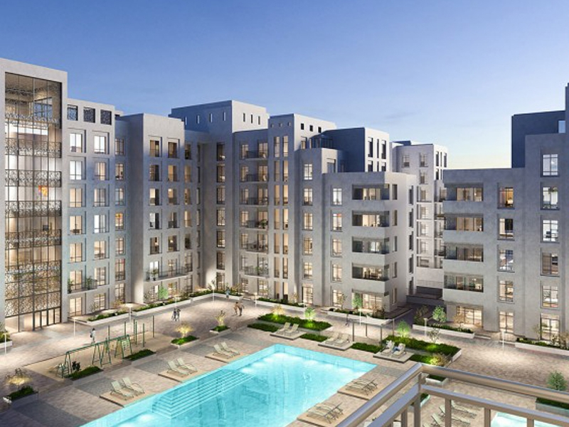 2 Bedroom Apartment For Sale in  Zahra Apartments,  Dubailand | 9