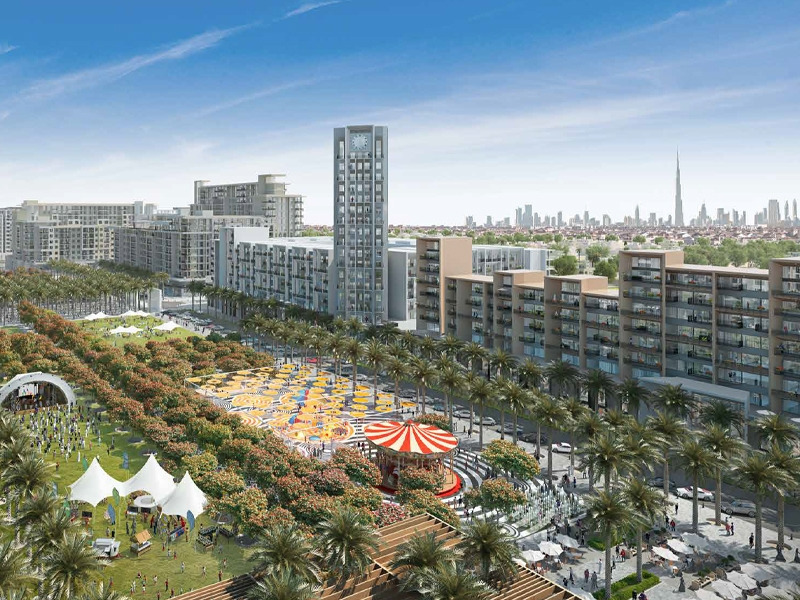 2 Bedroom Apartment For Sale in  Zahra Apartments,  Dubailand | 12