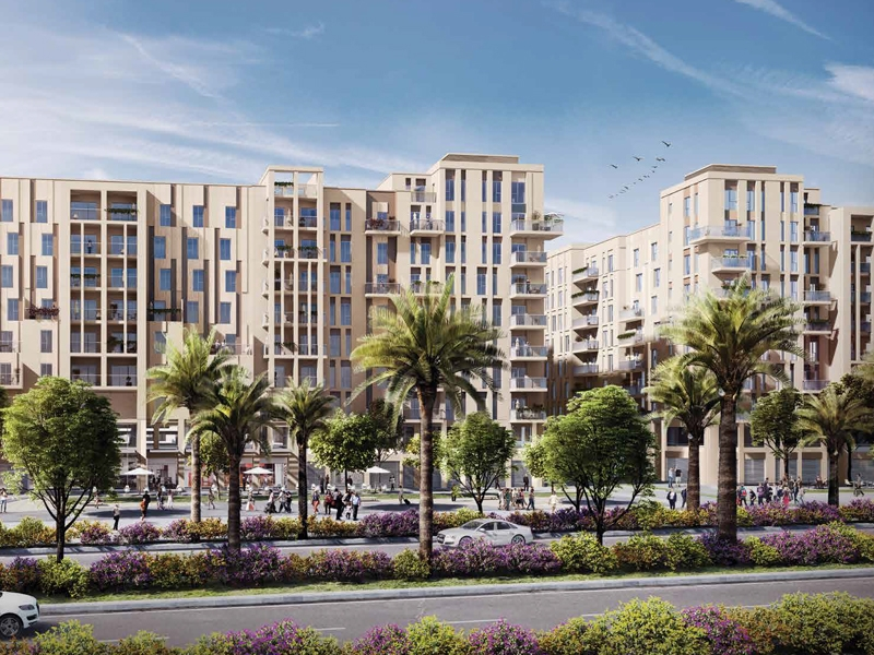 2 Bedroom Apartment For Sale in  Zahra Apartments,  Dubailand | 13