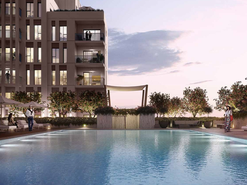 2 Bedroom Apartment For Sale in  Zahra Apartments,  Dubailand | 14