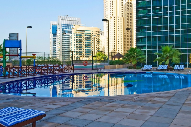 1 Bedroom Apartment For Sale in  The Waves Tower A,  Dubai Marina   11
