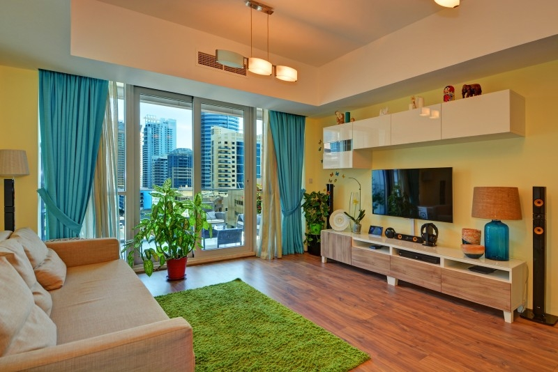 1 Bedroom Apartment For Sale in  The Waves Tower A,  Dubai Marina   1
