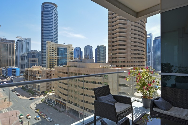 1 Bedroom Apartment For Sale in  The Waves Tower A,  Dubai Marina   9