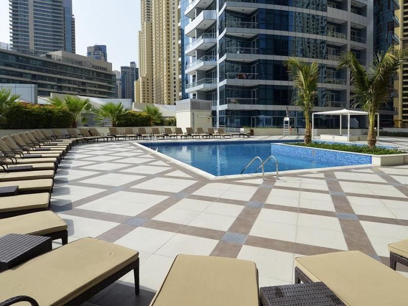 1 Bedroom Apartment For Sale in  Bay Central West,  Dubai Marina | 9