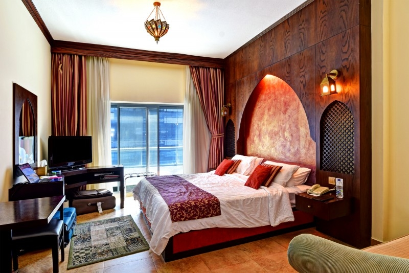 Studio Apartment For Sale in  First Central Hotel Apartments,  Barsha Heights (Tecom) | 1