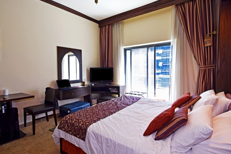 Studio Apartment For Sale in  First Central Hotel Apartments,  Barsha Heights (Tecom) | 2
