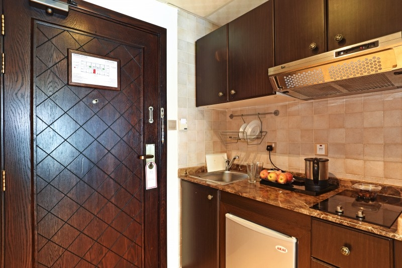 Studio Apartment For Sale in  First Central Hotel Apartments,  Barsha Heights (Tecom) | 4