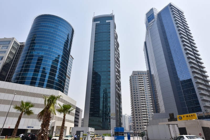 Studio Apartment For Sale in  First Central Hotel Apartments,  Barsha Heights (Tecom) | 7