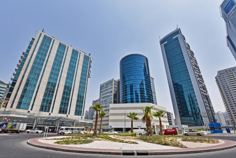 Studio Apartment For Sale in  First Central Hotel Apartments,  Barsha Heights (Tecom) | 8