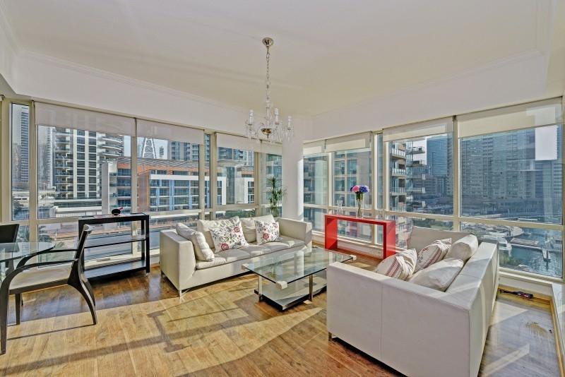 3 Bedroom Apartment For Sale in  Al Majara 5,  Dubai Marina   1