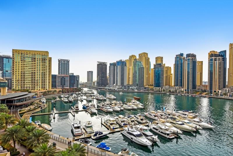 3 Bedroom Apartment For Sale in  Al Majara 5,  Dubai Marina   2