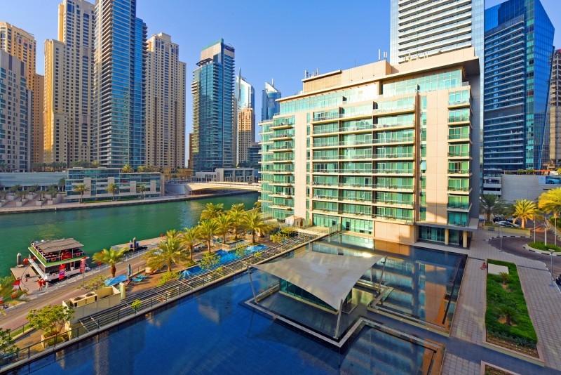 3 Bedroom Apartment For Sale in  Al Majara 5,  Dubai Marina   11