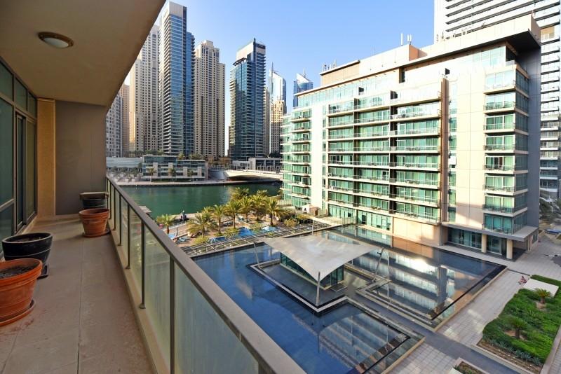 3 Bedroom Apartment For Sale in  Al Majara 5,  Dubai Marina   12