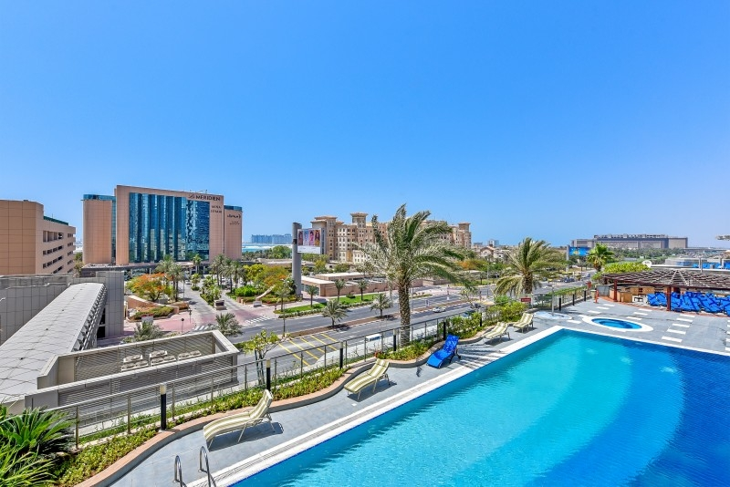 3 Bedroom Apartment For Sale in  Ocean Heights,  Dubai Marina | 0