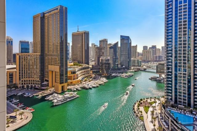 Continental Tower, Dubai Marina