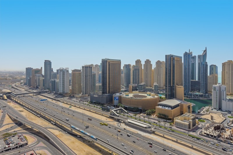 4 Bedroom Apartment For Sale in  Saba 3,  Jumeirah Lake Towers | 7