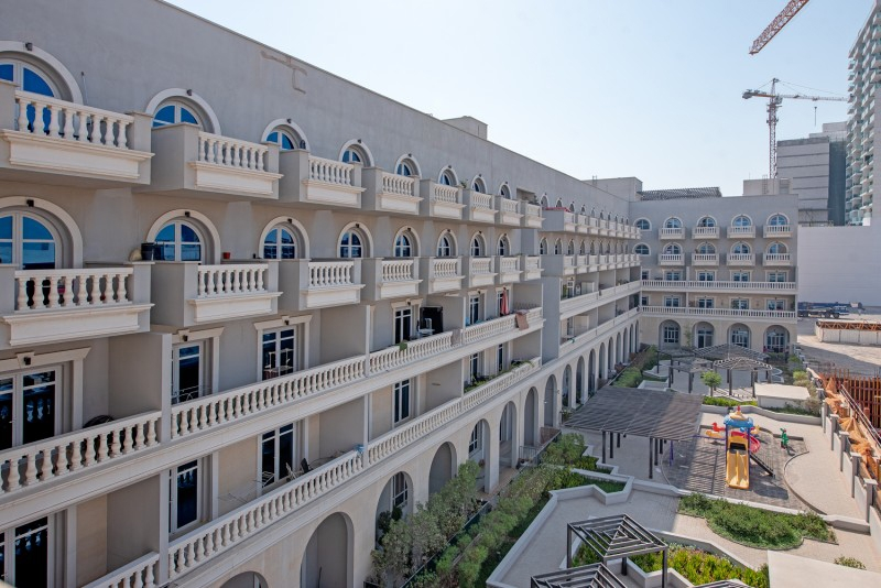 2 Bedroom Apartment For Sale in  Autumn Cluster 2,  Jumeirah Village Circle | 1
