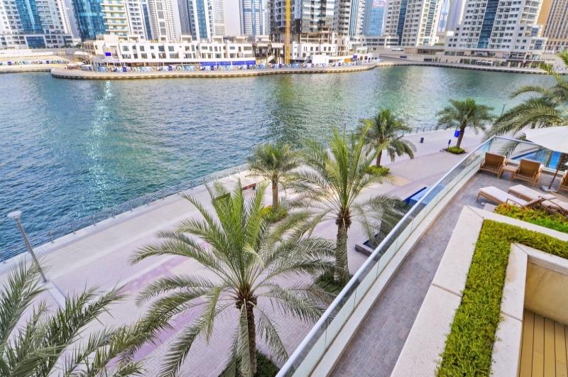 Attessa Tower, Dubai Marina