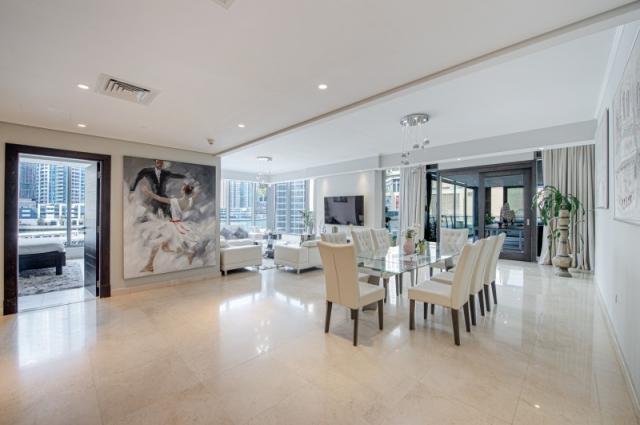 Silverene - Tower B, Dubai Marina