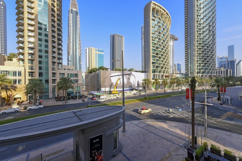 Studio Apartment For Sale in  Standpoint Tower 2,  Downtown Dubai | 7