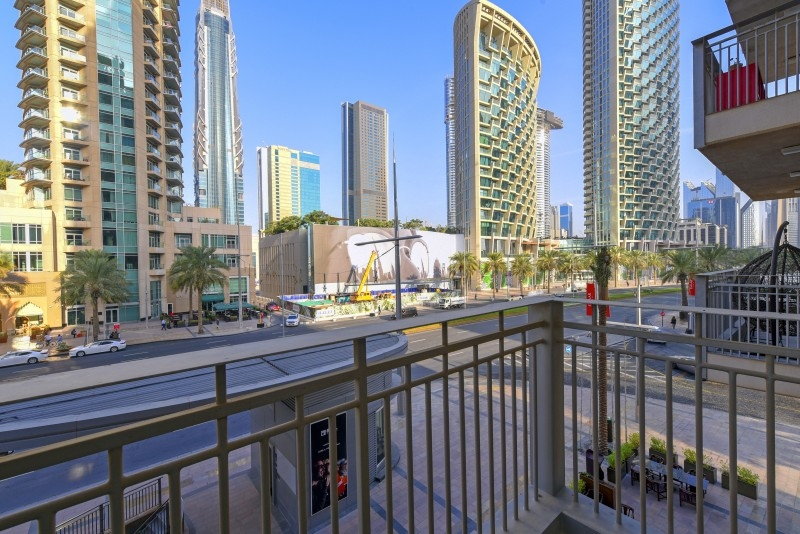 Studio Apartment For Sale in  Standpoint Tower 2,  Downtown Dubai | 1