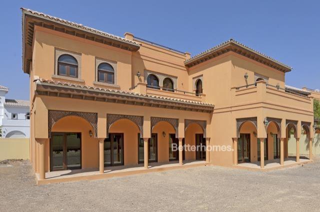 Granada, The Villa