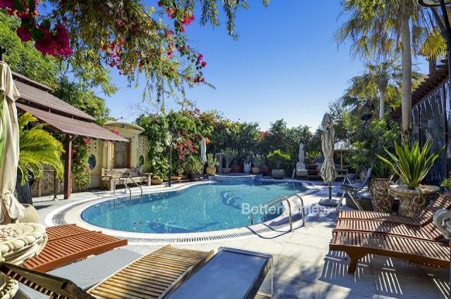Marbella, The Villa