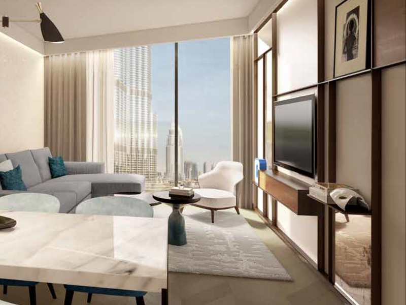 3 Bedroom Apartment For Sale in  The Address Residences Dubai Opera (Op),  Downtown Dubai   2