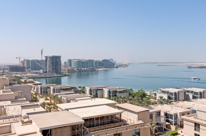 Al Zeina Residential Tower D, Al Raha Beach