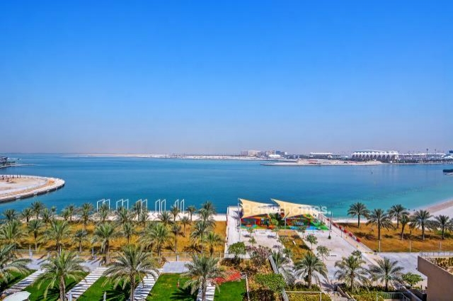 Al Zeina - Residential Tower A, Al Raha Beach
