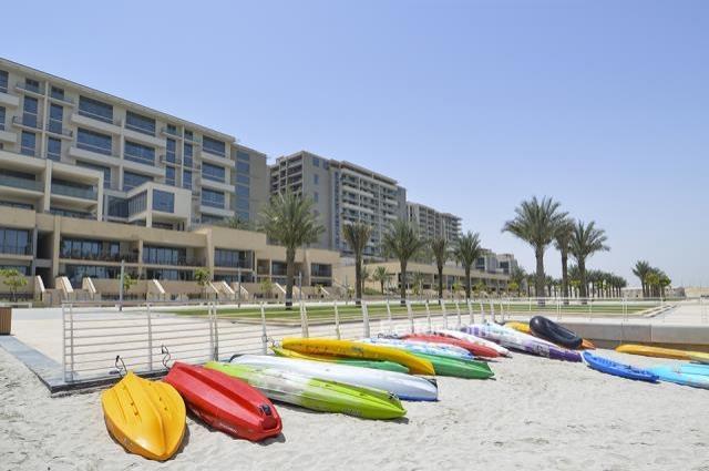 Al Zeina - Residential Tower B, Al Raha Beach