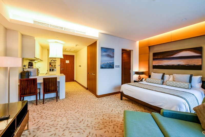 Studio Apartment For Sale in  The Address Dubai Mall,  Downtown Dubai | 3