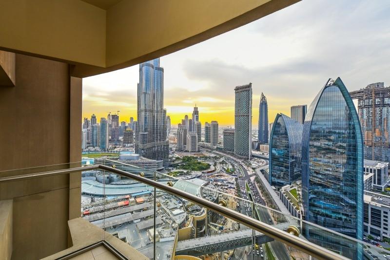 Studio Apartment For Sale in  The Address Dubai Mall,  Downtown Dubai | 8