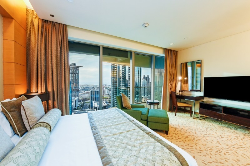 Studio Apartment For Sale in  The Address Dubai Mall,  Downtown Dubai | 2