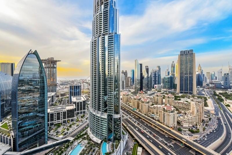 Studio Apartment For Sale in  The Address Dubai Mall,  Downtown Dubai | 12