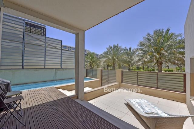 Beach Villas, Al Raha Beach